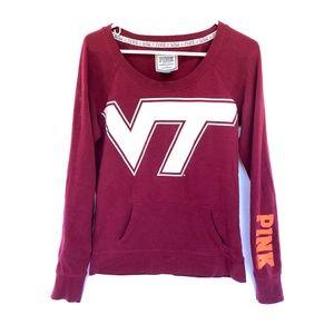 Victoria Secret PINK ~ Virginia Tech SweatShirt